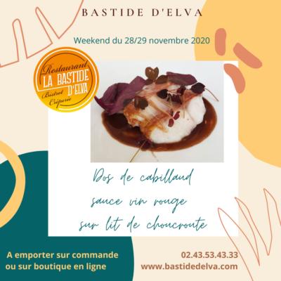 LA BASTIDE DELVA Restaurant Laval Bastide DElva1