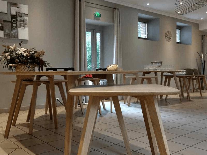 LA BASTIDE DELVA Restaurant Laval IMG1 3