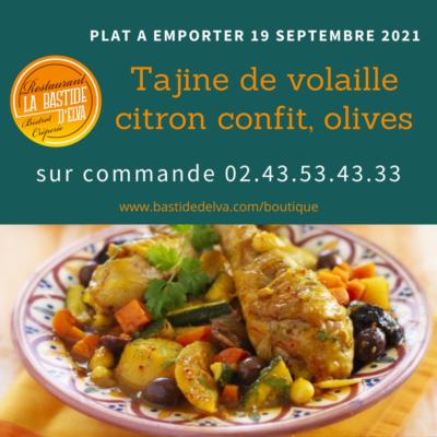 LA BASTIDE DELVA Restaurant Laval Dimanche 19 Septembre 2021