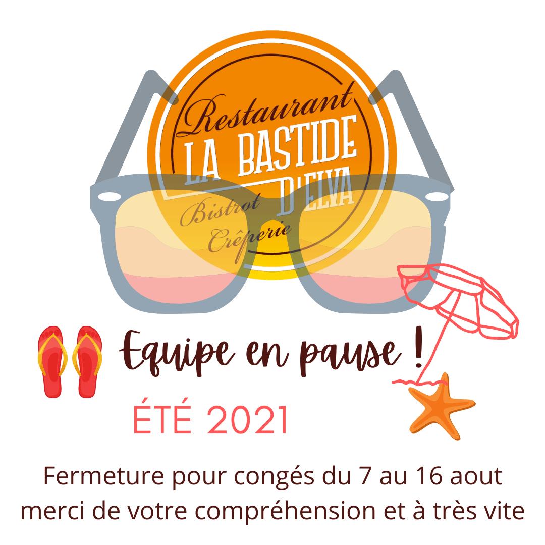LA BASTIDE DELVA Restaurant Laval Teacher On Break